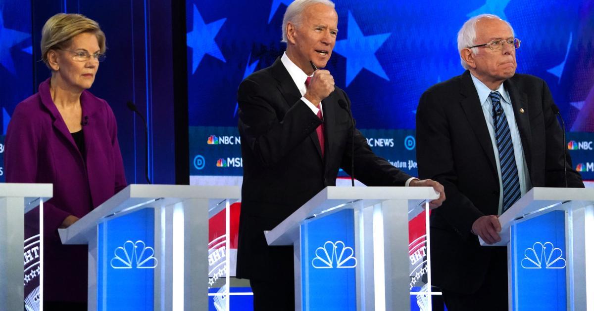 US-Wahl 2020: Die zwei Köpfe hinter Warren und Sanders