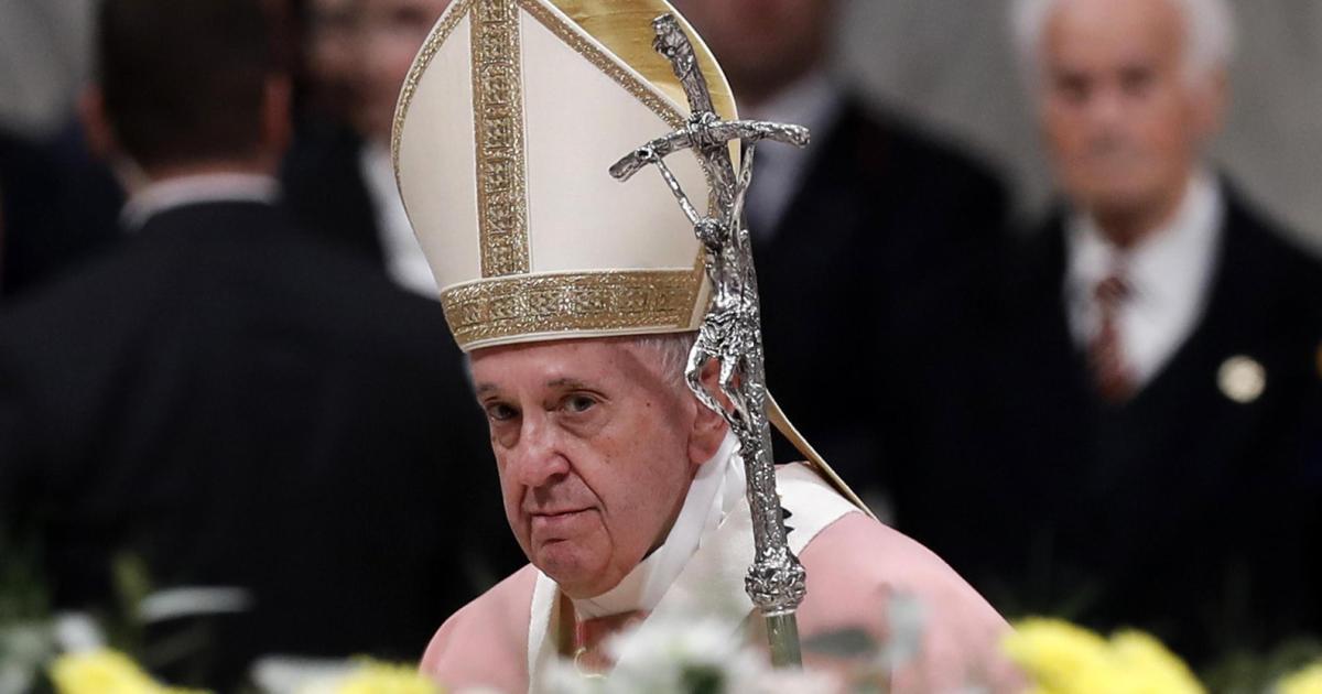 Papst Franziskus Geburtstag