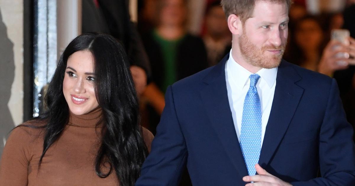 "Harry und Meghan: Queen soll Sussexes das ""Royal"" verbieten wollen"