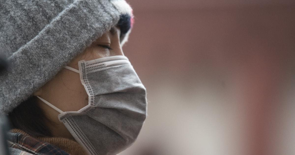 Verwirrung nach Rat der WHO, keinen Mundschutz zu tragen
