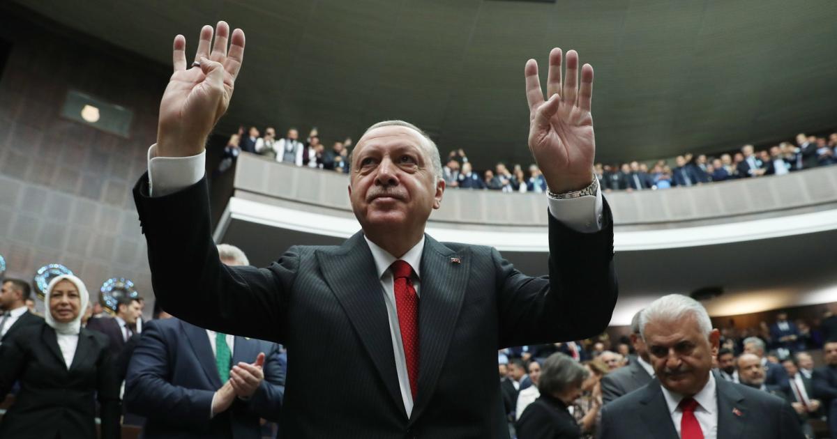 Erdoğan auf der Verliererstraße
