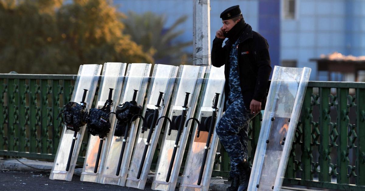 Bagdad: Raketen nahe der US-Botschaft eingeschlagen