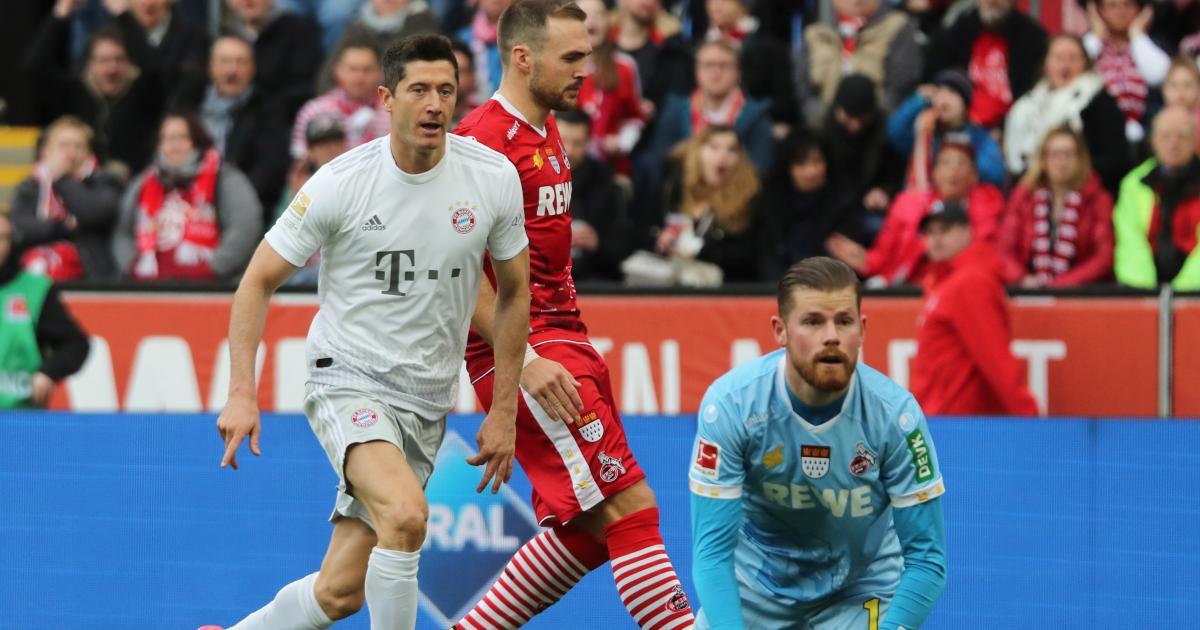 Bayern gewinnt nach historischem Blitzstart 4:1 in Köln