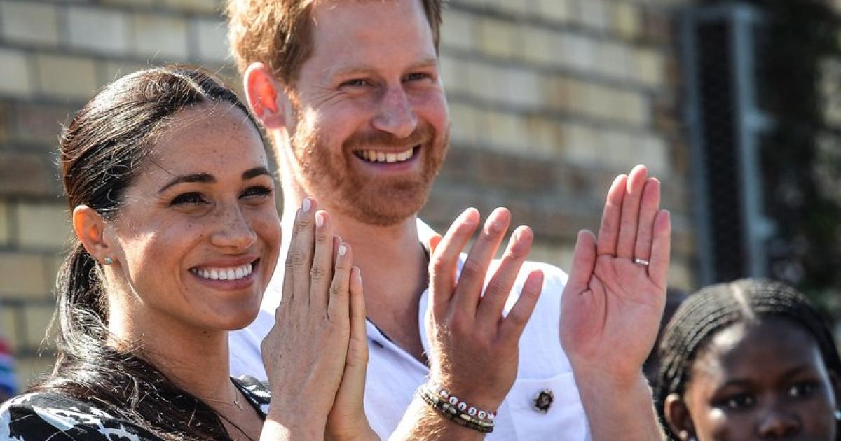 Harry und Meghan: Ab April keine Royals mehr