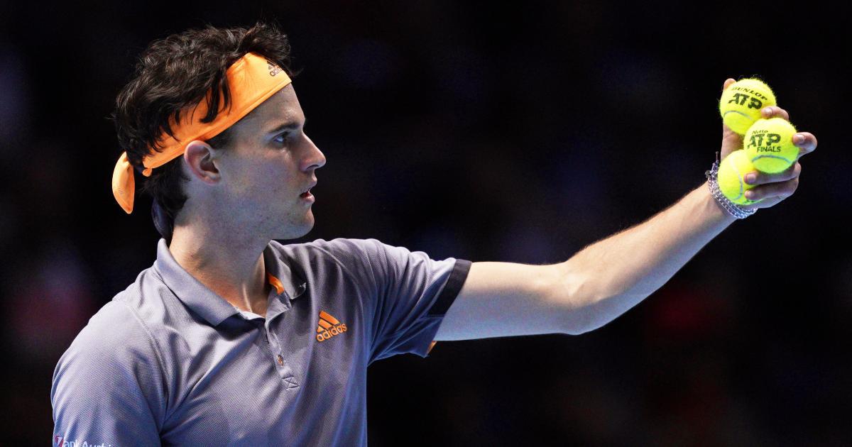 Meniskus-OP: Federer muss Platz 3 an Thiem übergeben