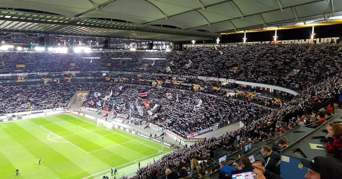 Europa League Frankfurt Salzburg