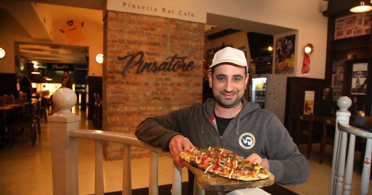 Neues Restaurant: Pinsa, die bessere Ur-Form der Pizza erobert die Stadt