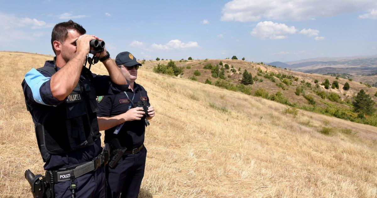 Die Grenzgänger bei Frontex: Schauen, aber nicht eingreifen