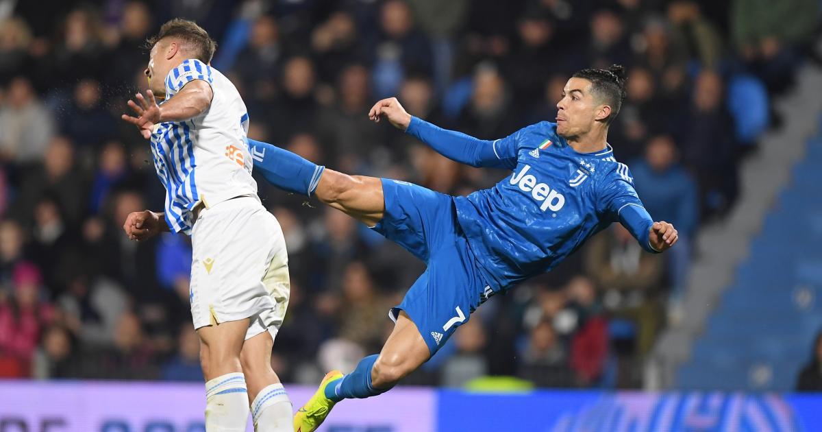 Bestmarke: Ronaldo traf im elften Serie-A-Spiel in Folge