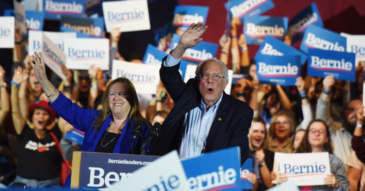 Bernie Sanders gewinnt Vorwahl in Nevada haushoch