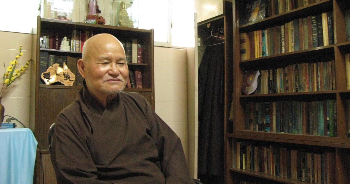 Buddhistischer Mönch und Menschenrechtler Thich Quang Do gestorben