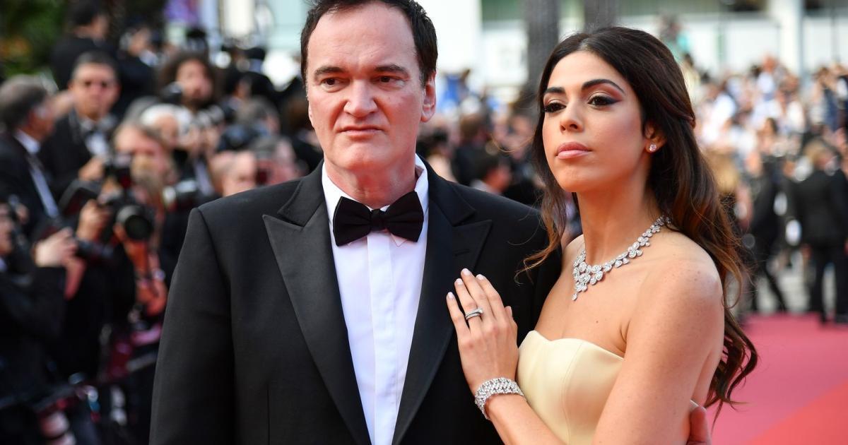 Quentin Tarantino wurde mit 56 Jahren zum ersten Mal Vater