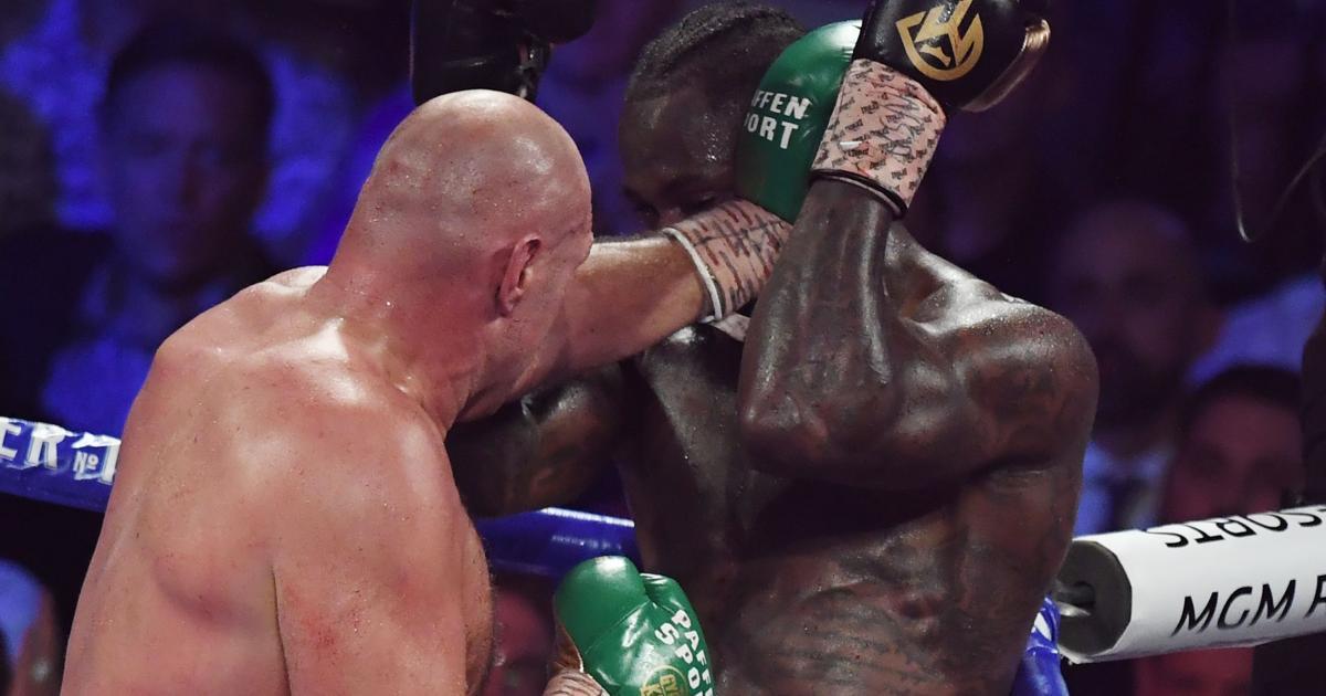 """Box-""""König"""" Tyson Fury entthront Wilder im Kampf um WBC-Krone"""