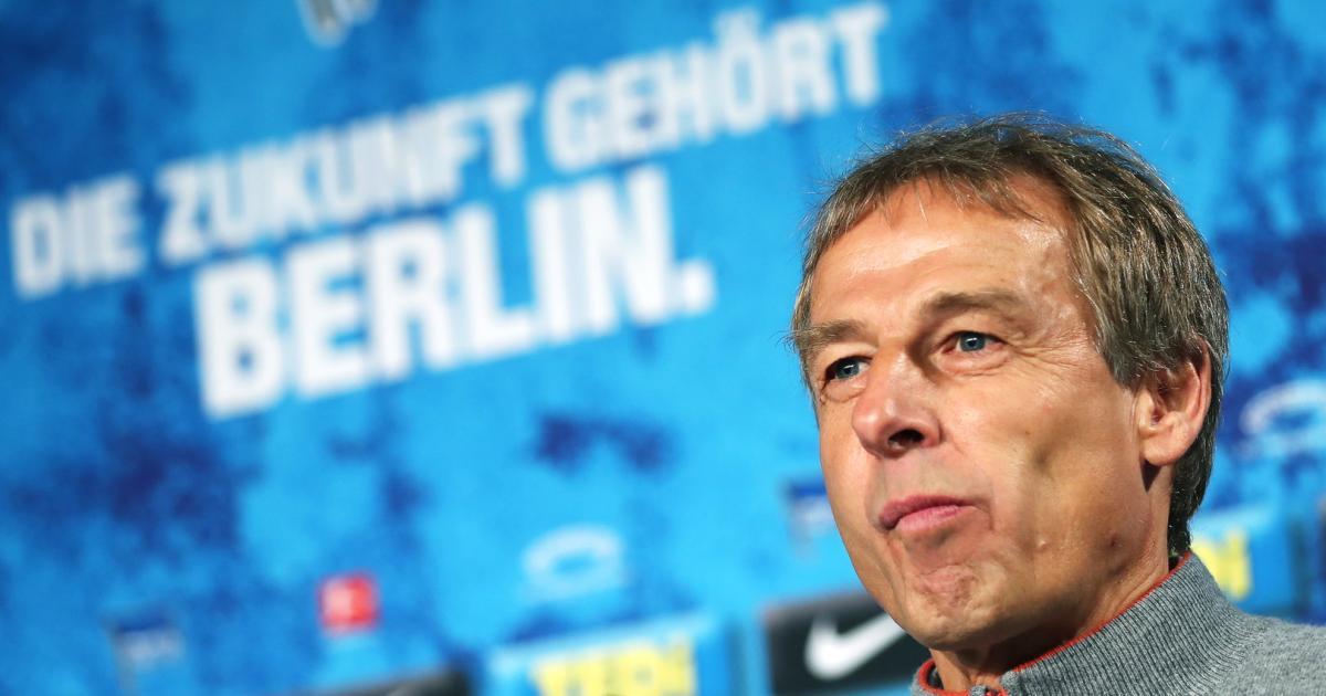 Schlammschlacht in Berlin: Internes Papier für Klinsmann geleakt