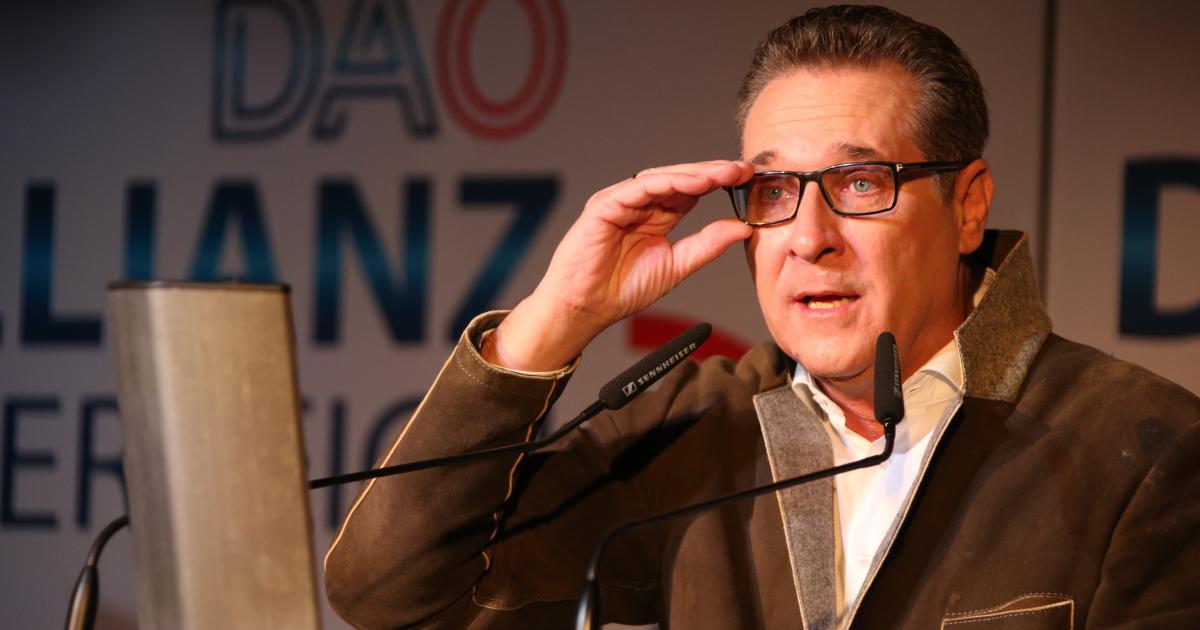 "Strache als Spitzenkandidat: ""Sein Name ist sein Kapital"""