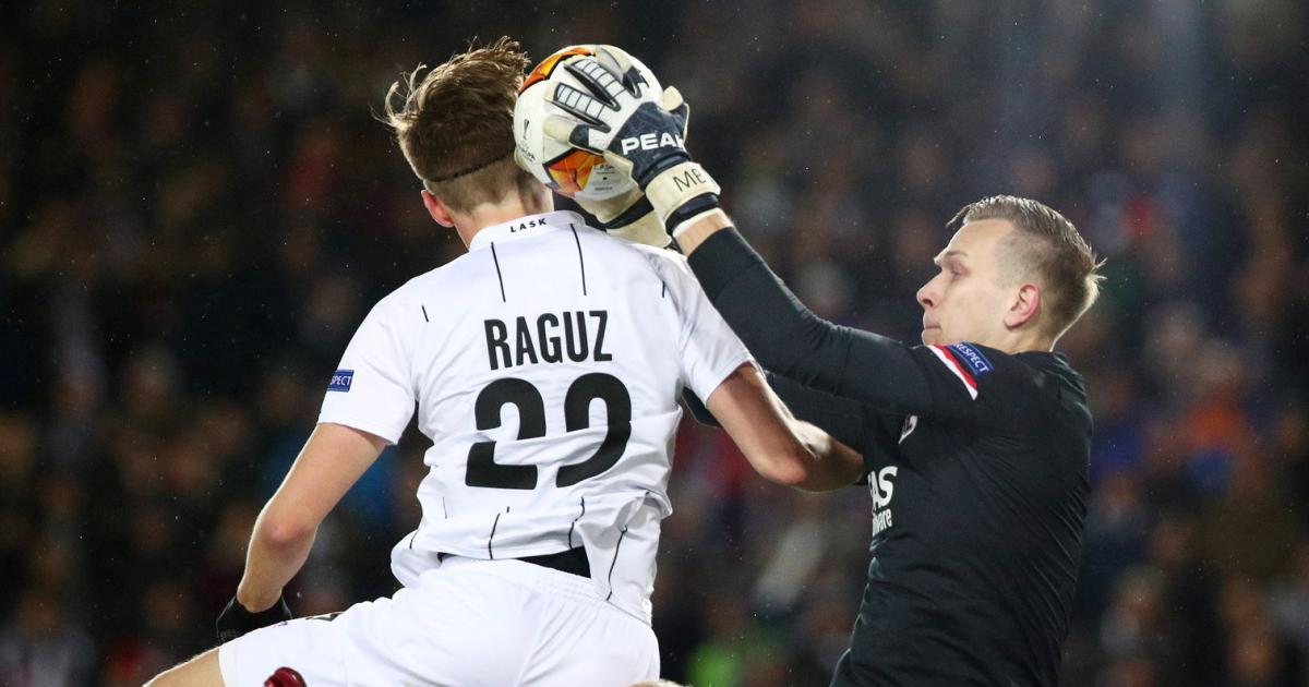 Europa League live: LASK liegt gegen Alkmaar in Führung