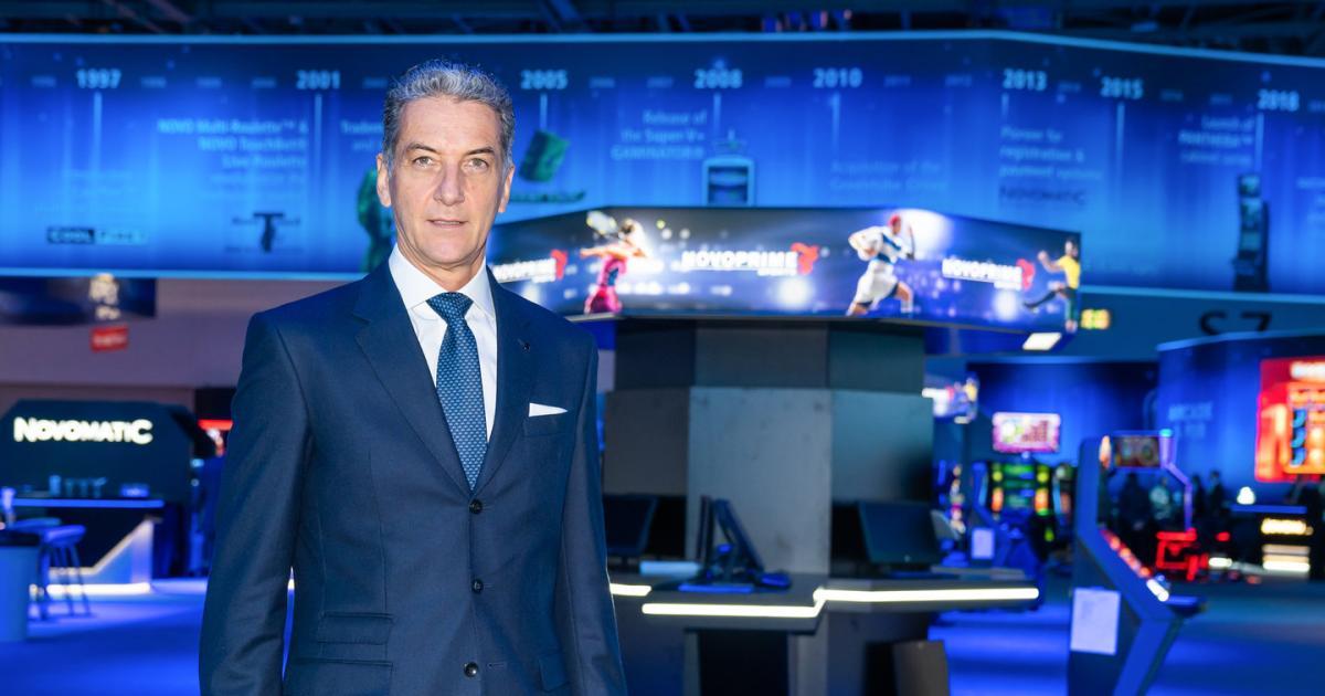 Novomatic-Chef Harald Neumann tritt zurück