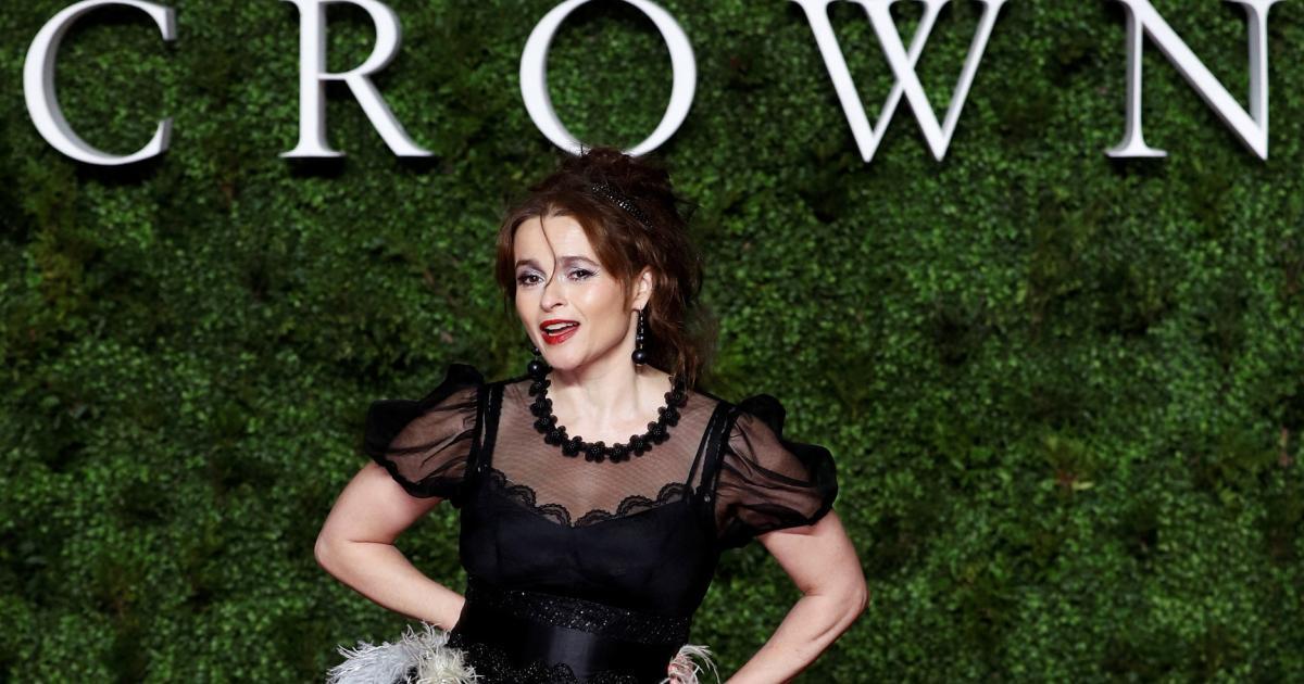 Helena Bonham Carter hatte mit toter Prinzessin Kontakt