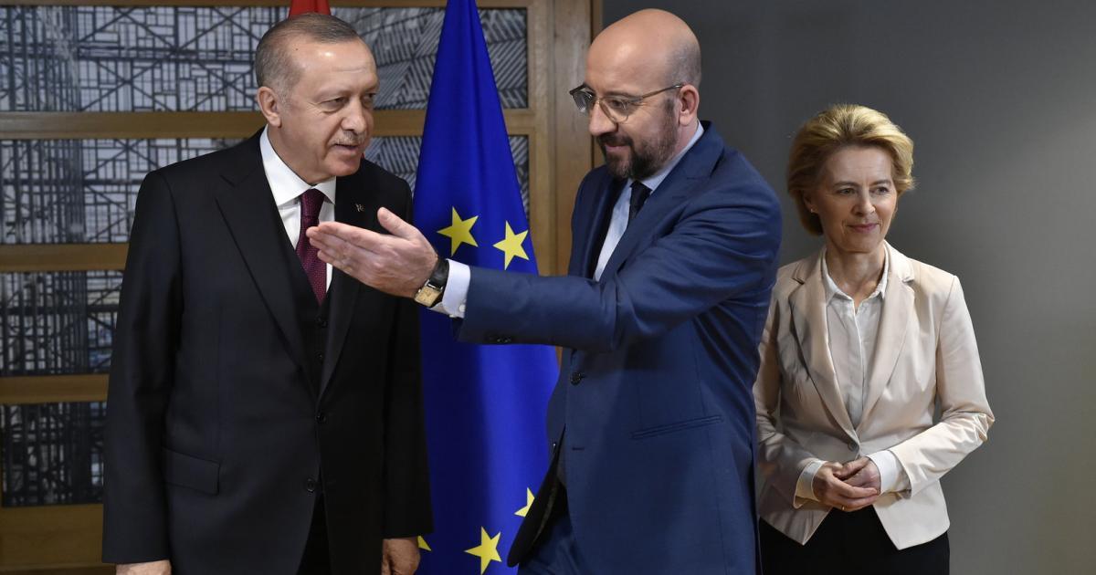 EU-Krisentreffen mit Erdogan brachte keine Entspannung