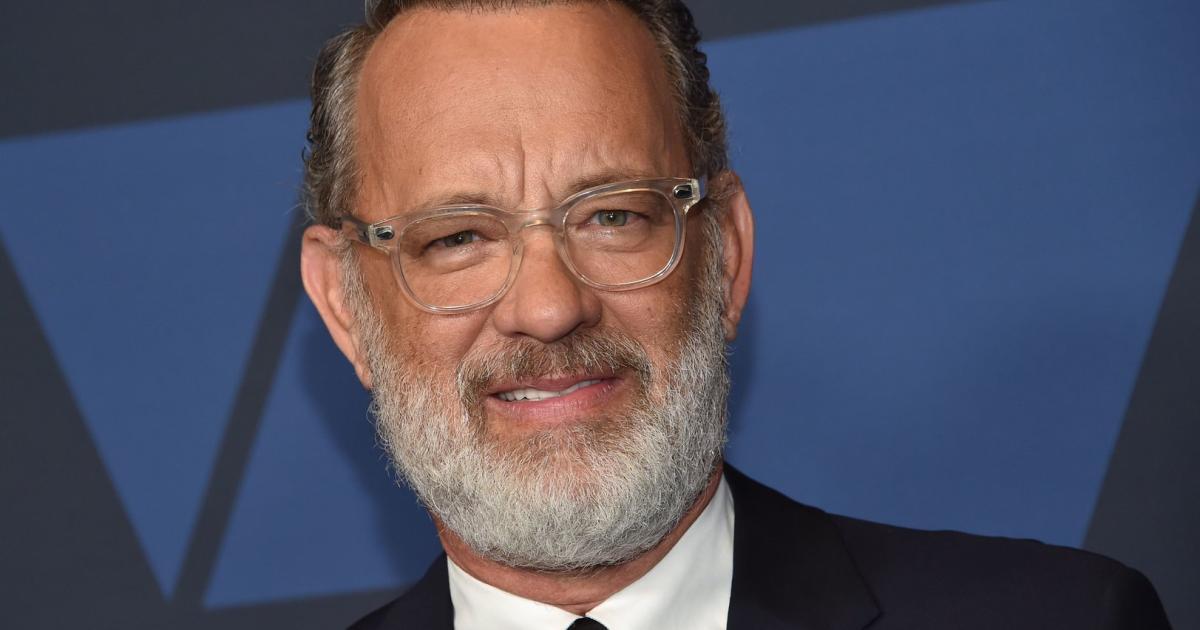Tom Hanks spendete erneut Plasma für Forschung