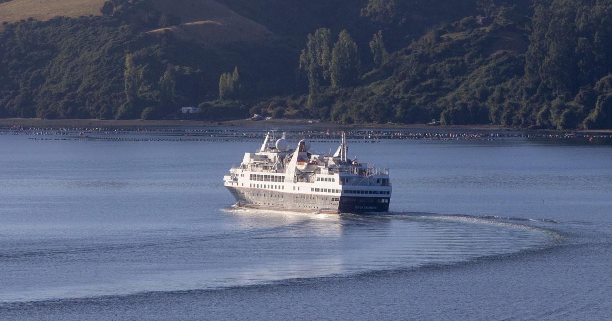 Australische Ärzte sitzen auf Kreuzfahrtschiff vor Chile fest