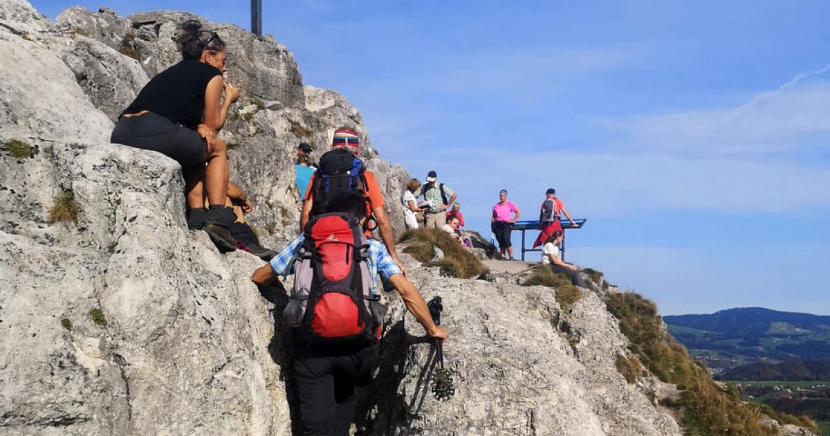 Wandern in der Corona-Krise? Nicht verboten, aber unklug