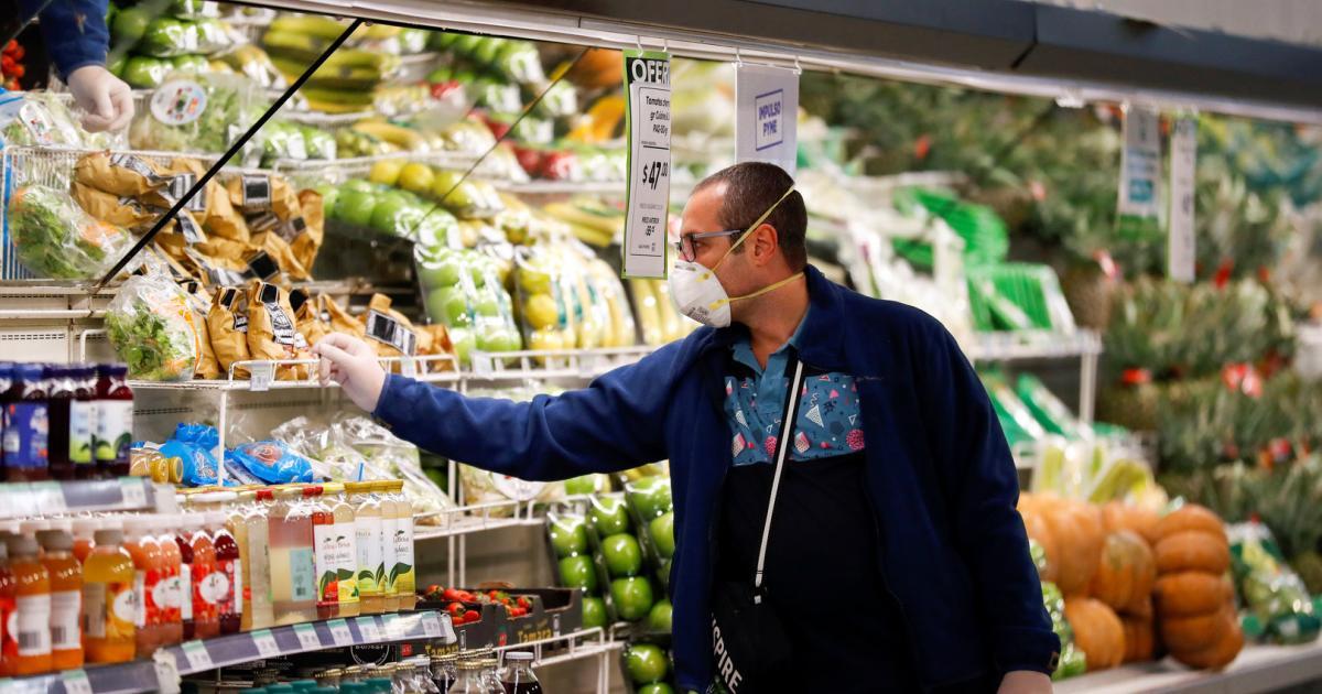 """Maskenpflicht in Supermärkten: """"Wo bekomme ich jetzt eine Maske her?"""""""