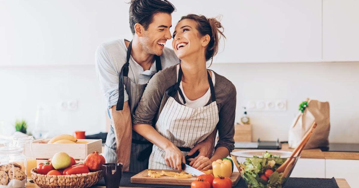 Riechen, Kosten, Lecken: Kochen ist der neue Sex