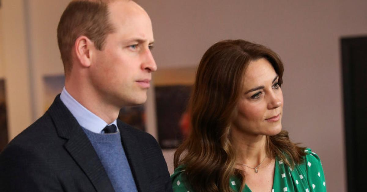 Coronavirus: William und Kate telefonierten mit Klinik-Mitarbeitern