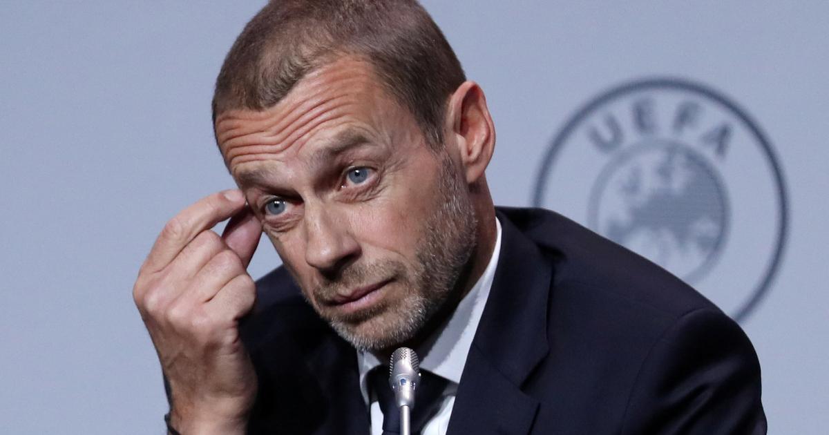 UEFA-Boss droht Belgien nach Liga-Abbruch