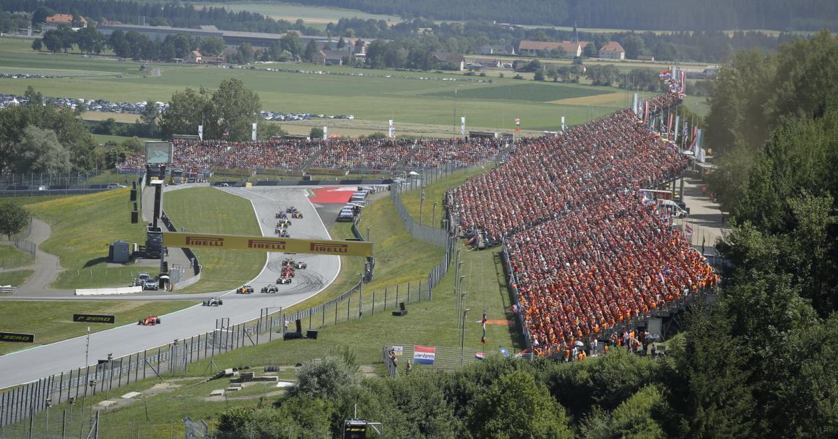 Corona-Krise: Spielberg könnte erstes Formel-1-Rennen werden