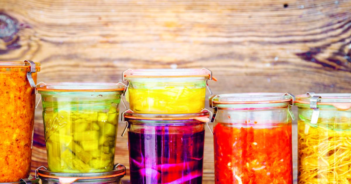 Fermentieren: So legen Sie Kimchi-Salat für die nächste Krise an
