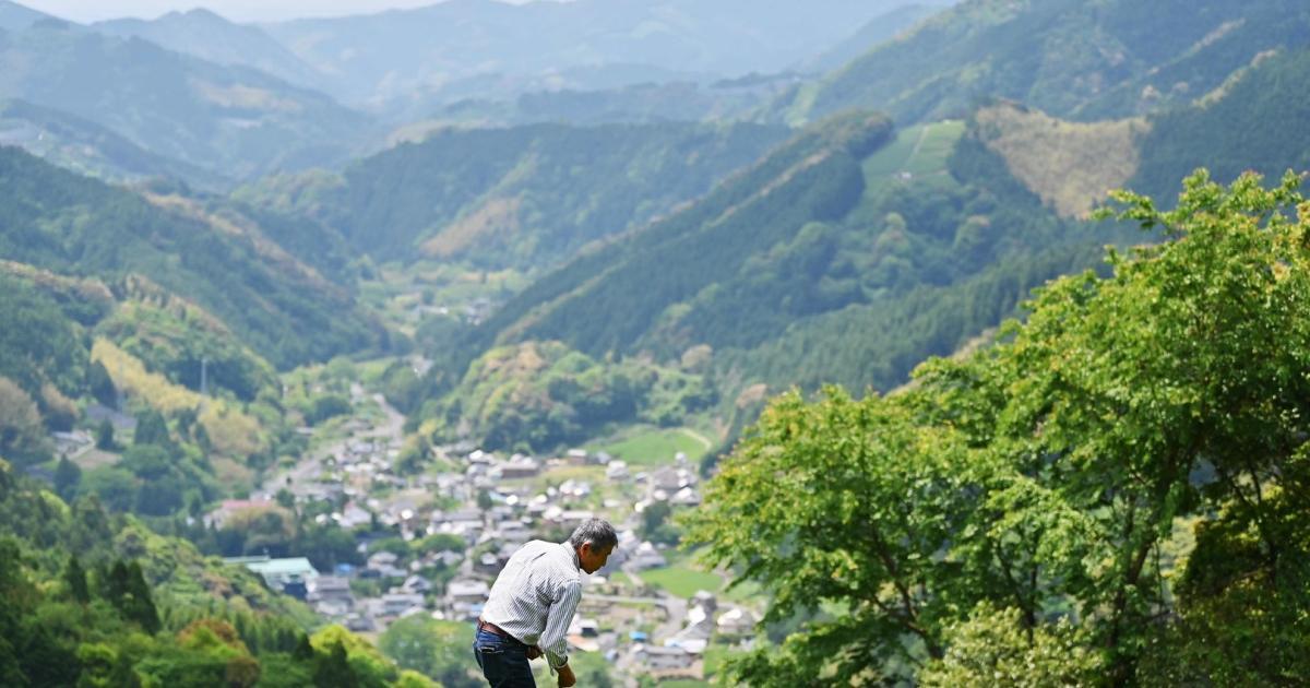 Japan: Bauern geben Studenten Arbeit, die ihren Job verloren haben