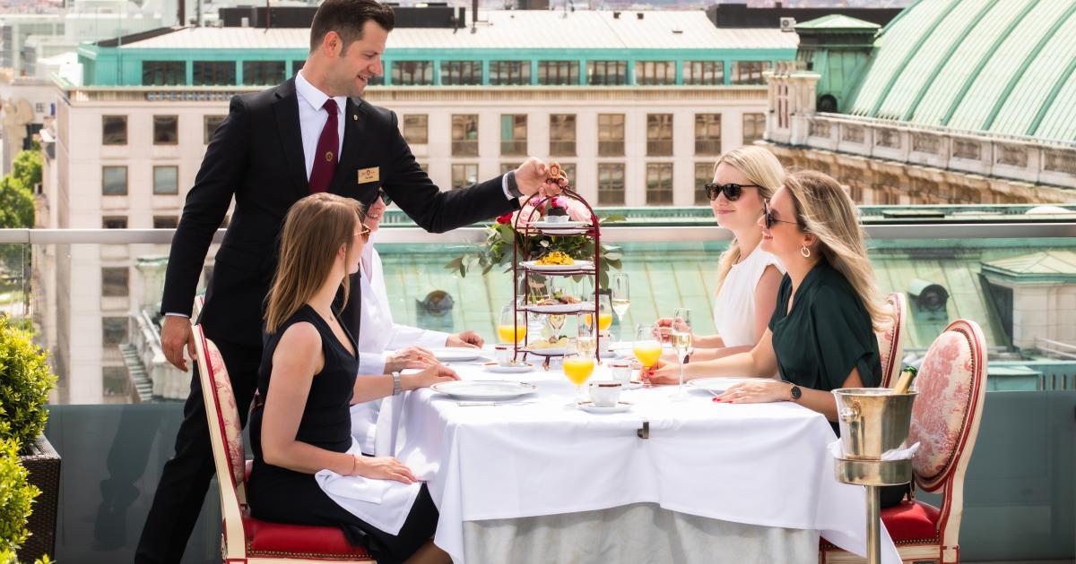 Comeback des Séparée: Sacher-Suiten werden zu Pop-up-Restaurants