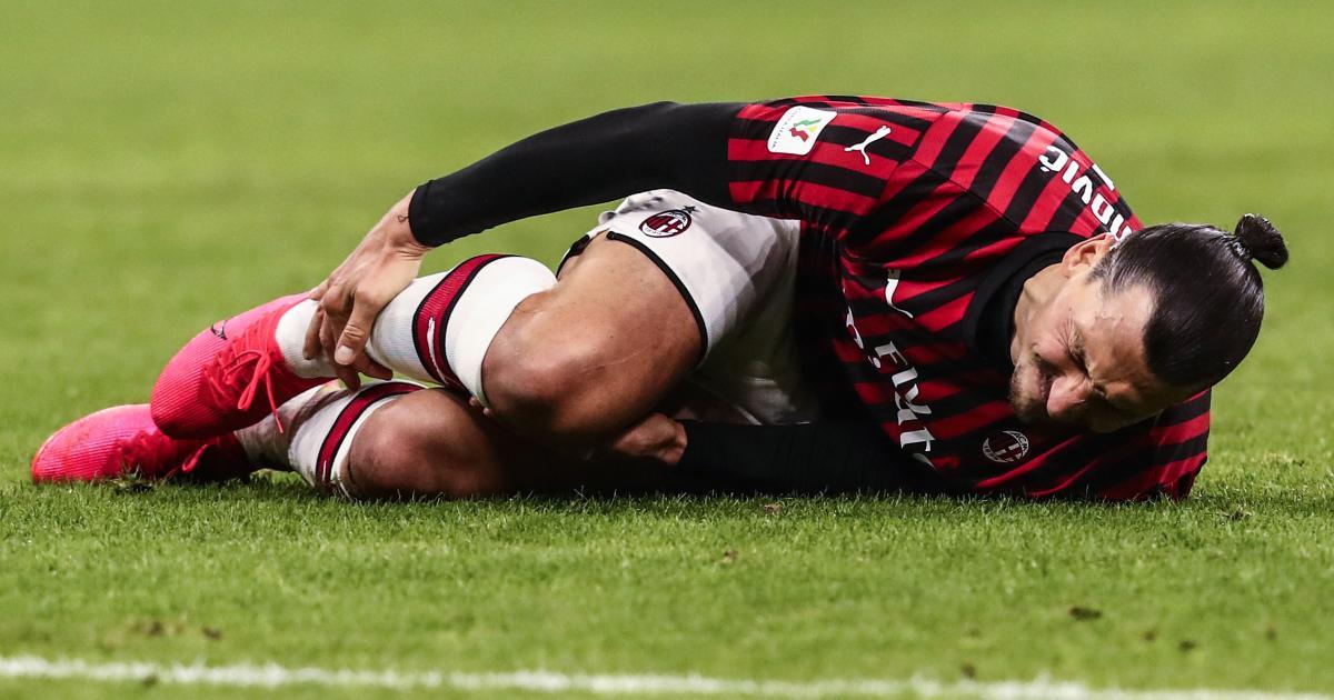 Im Training verletzt: Ein Monat Pause für Superstar Ibrahimovic