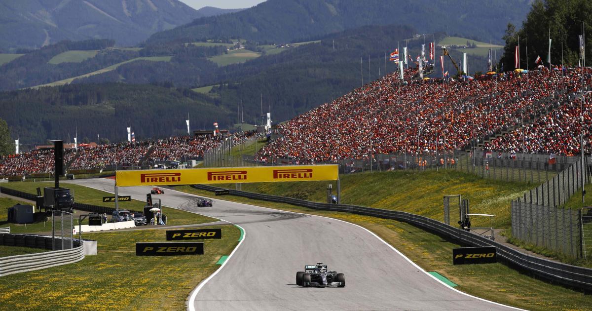 Fix: Regierung genehmigt zwei Formel-1-Rennen in Spielberg
