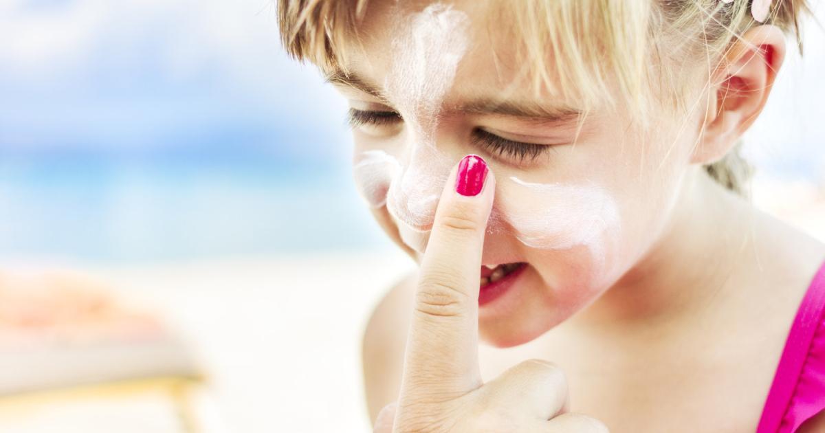 Ökotest: Kindersonnenschutzmittel könnten Hormonsystem stören