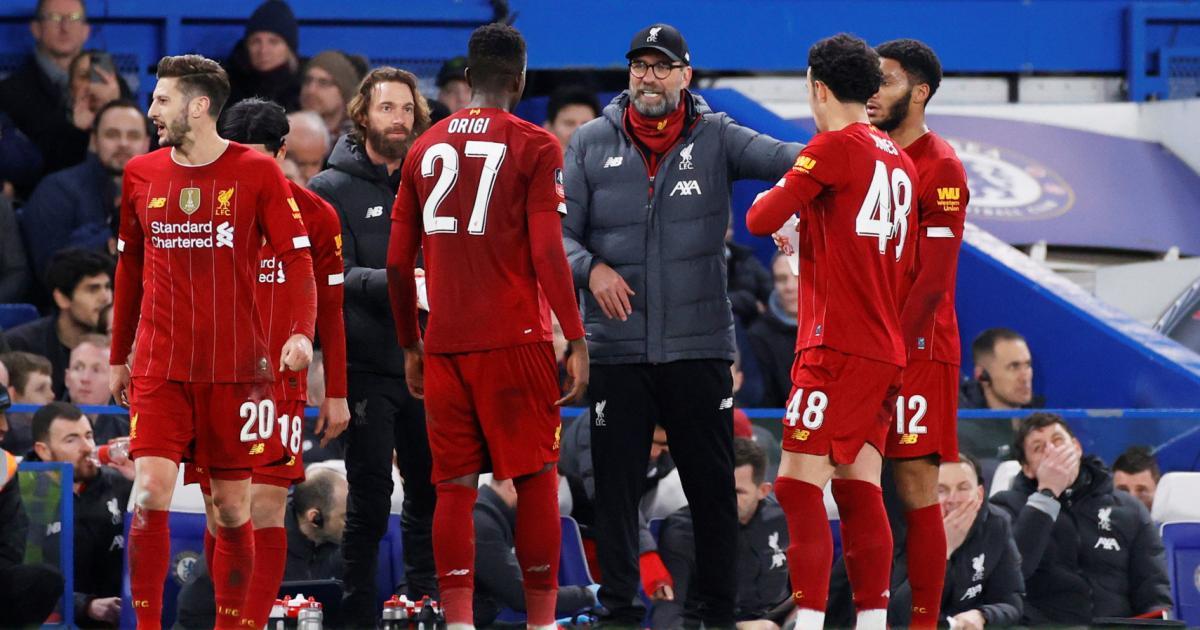 Corona-Ticker: Liverpool kann am 21. Juni schon Meister werden