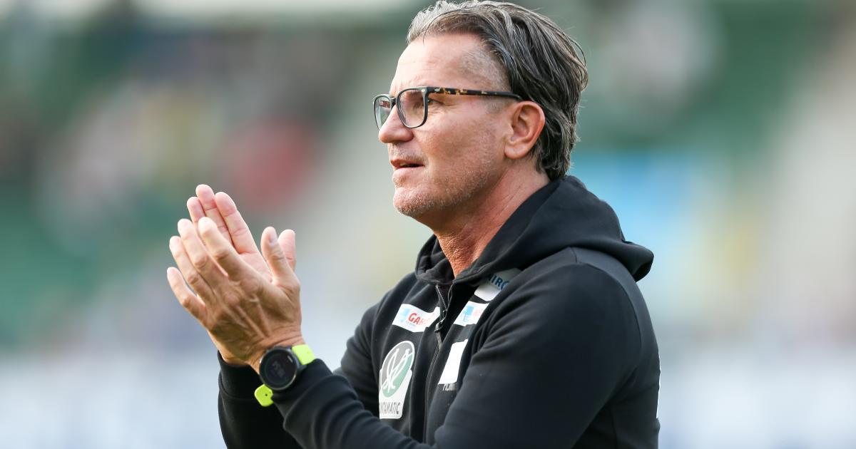 Bundesliga: Ried feiert Erfolg zum 2. Liga-Restart