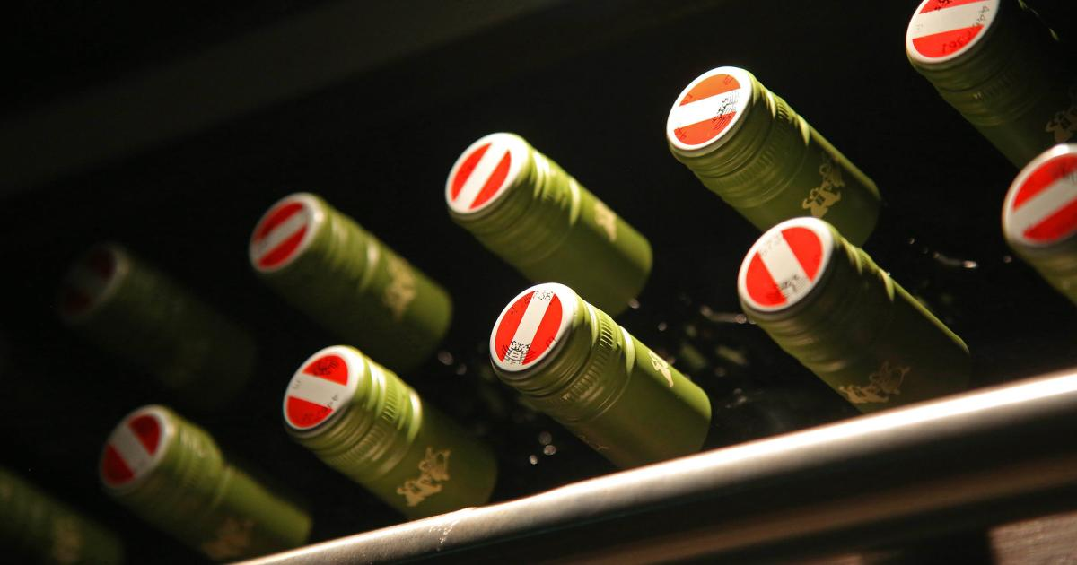 Wiener Wein: Den neuen Jahrgang gibt es nun aus dem Automaten