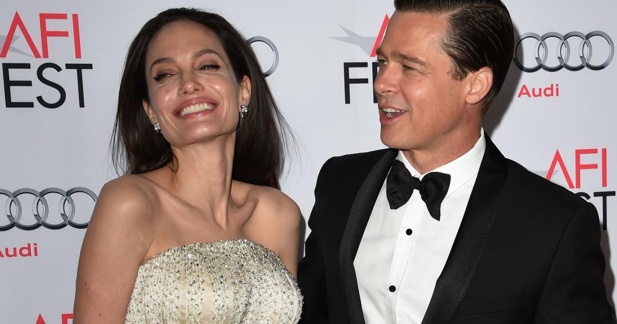 Heimlicher Besuch: Was geht da zwischen Angelina Jolie & Brad Pitt?