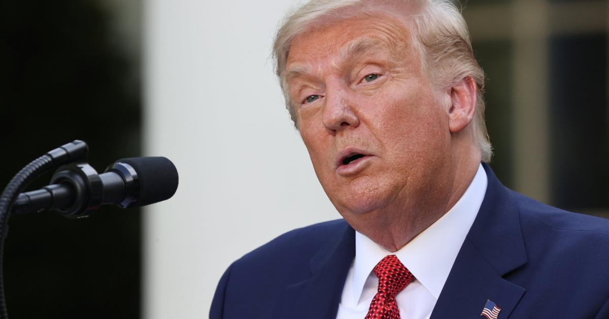 """Trump relativiert Polizeigewalt: """"Mehr Weiße als Schwarze sterben"""""""