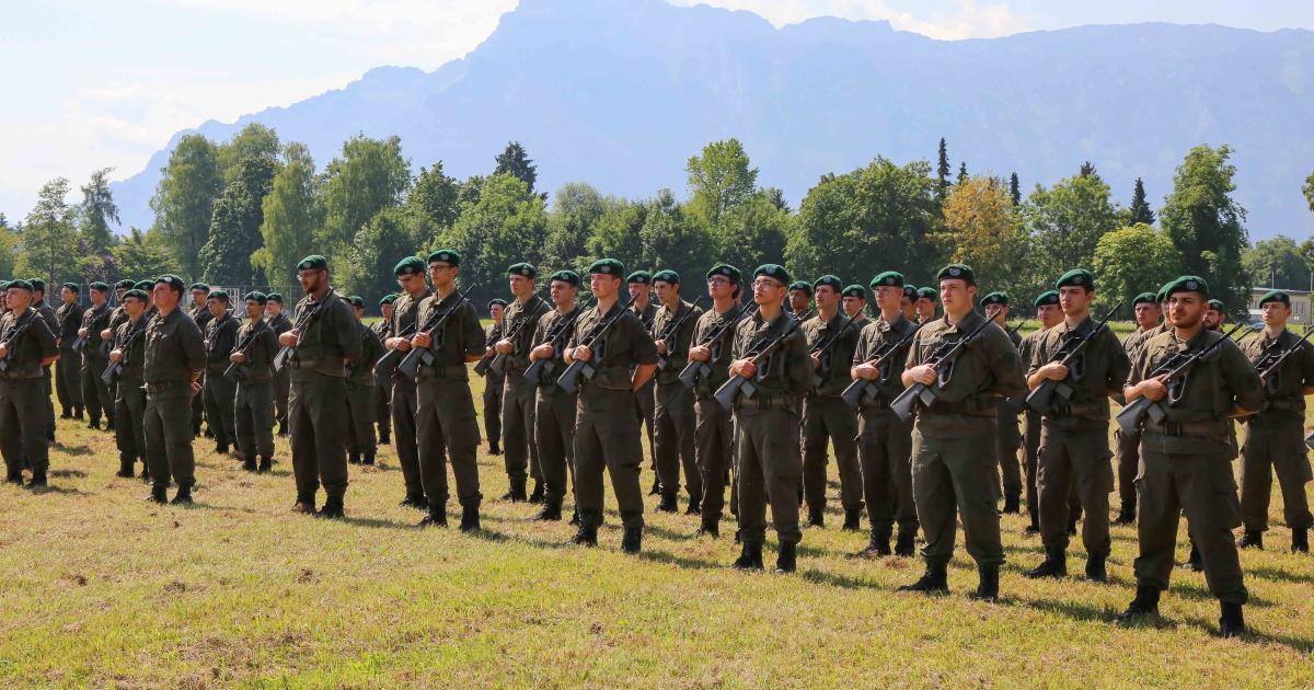 Acht Infizierte bei Kasernen-Cluster: Patient 0 kam vom Wolfgangsee
