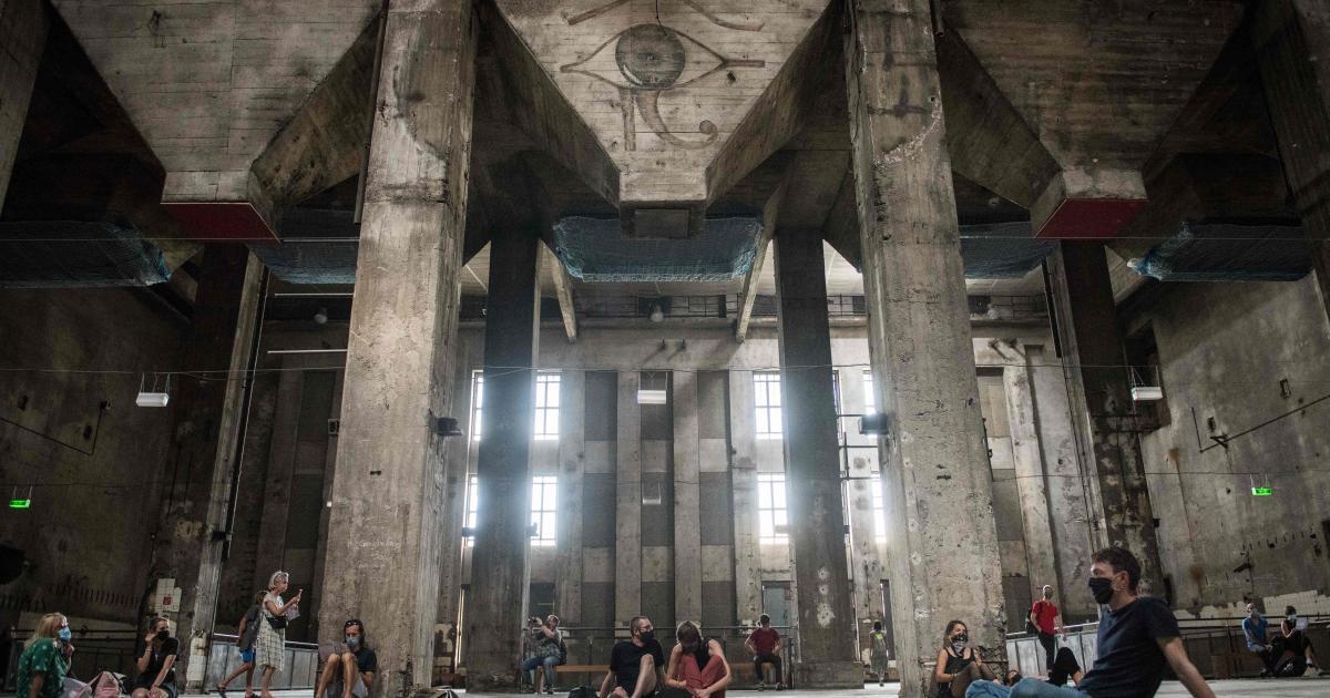 Berliner Berghain wird ab 9. September zur Kunsthalle