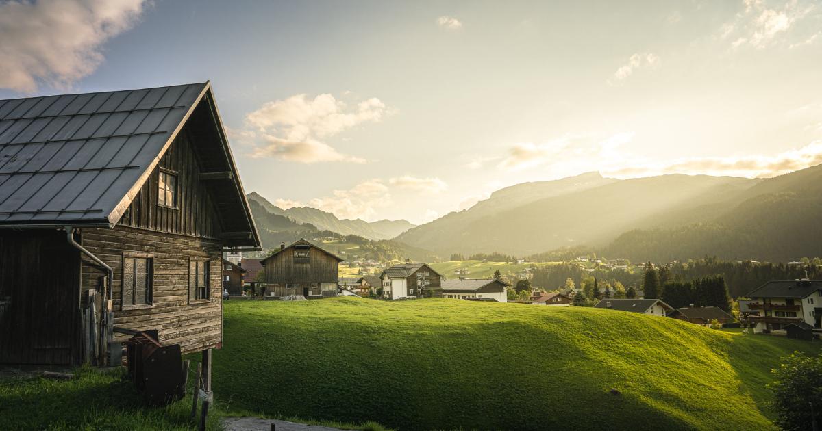 Kleinwalsertal: Die schönste Sackgasse Österreichs