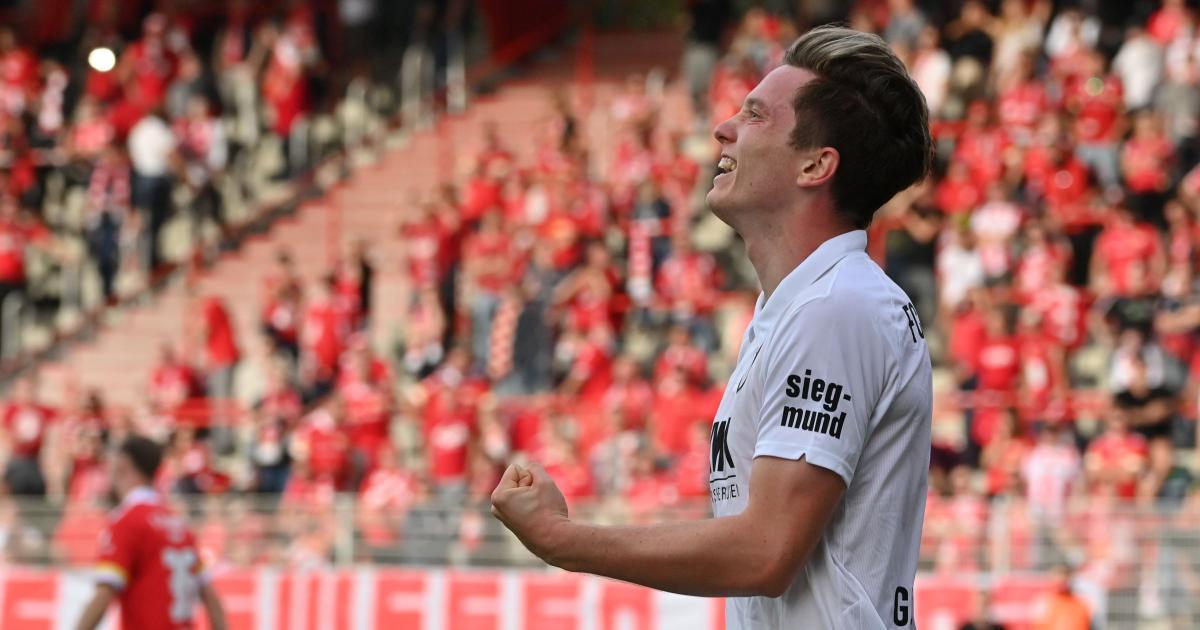 Deutsche Bundesliga: Gregoritsch traf bei Augsburger Sieg