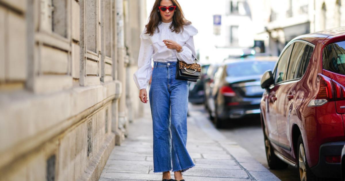 Hautenge Hosen sind out: Wie Jeans jetzt getragen werden