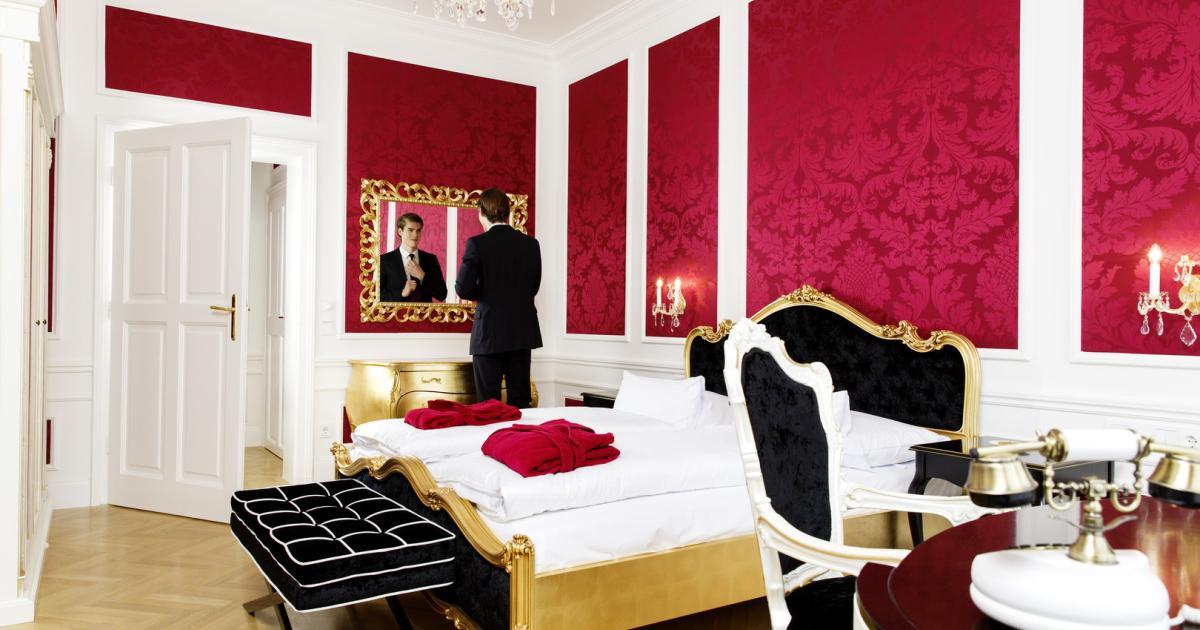 Tapetenwechsel: Schlafen in den aussergewöhnlichsten Hotels Wiens