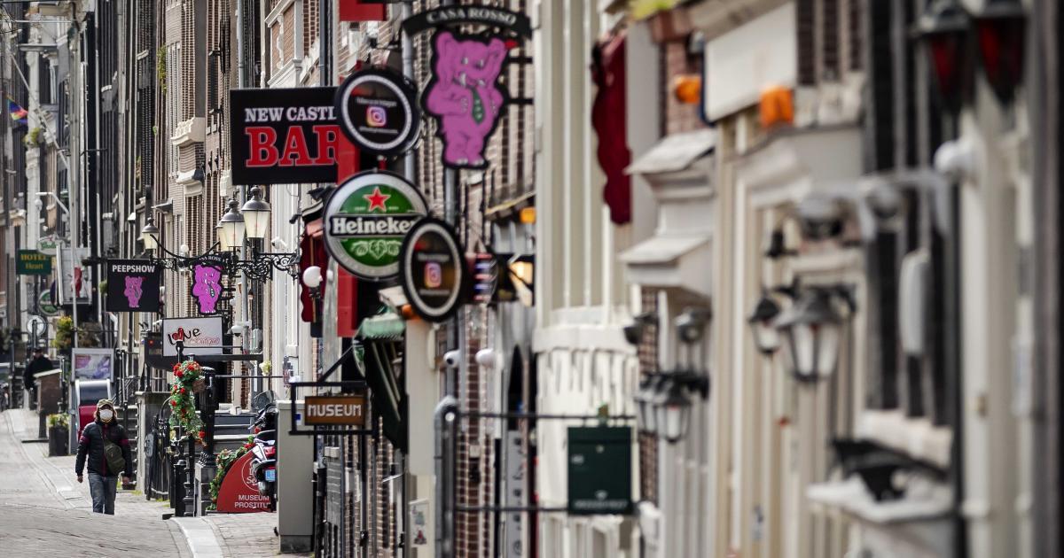 Lockdown Niederlande