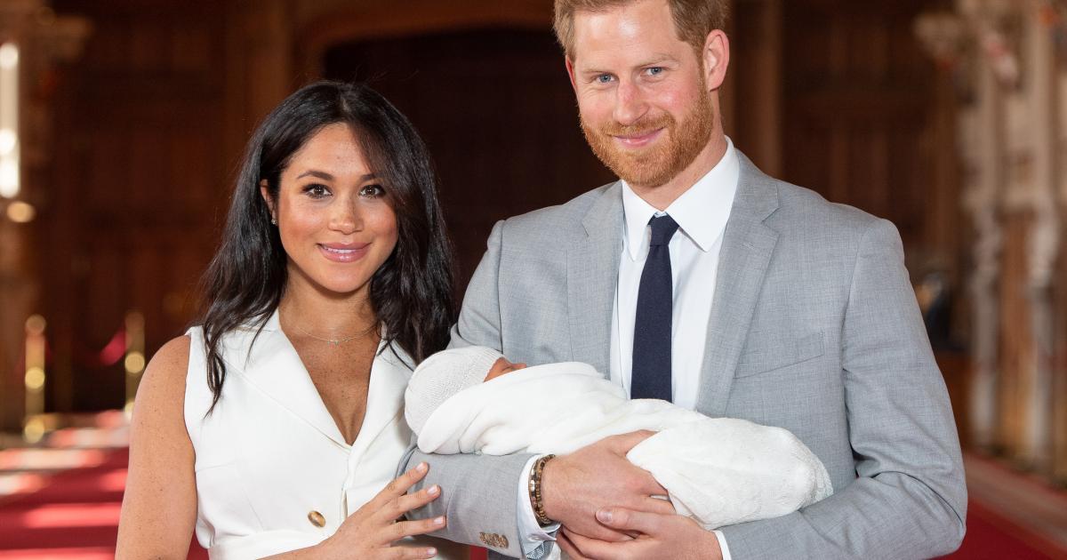 Enthüllung über Archies Geburt: Womit Harry und Meghan Prinz William erzürnten